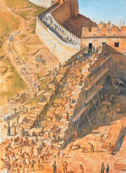 Construction Material of Great Wall