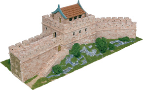 Principle & Method of Great Wall Construction