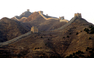 Legends of Jiayuguan Pass