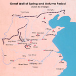 Great Wall of Spring and Autumn Period