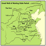 Great Wall of Warring States Period