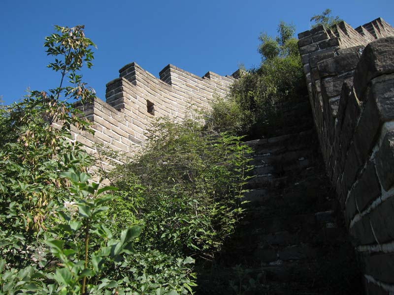 Great Wall Sections - Dazhenyu Photos
