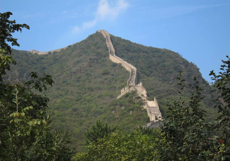 Great Wall Sections - Huanghuacheng Photos