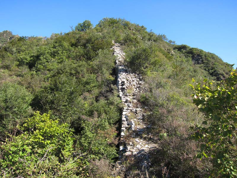 Great Wall Sections - Jiugongshan Photos