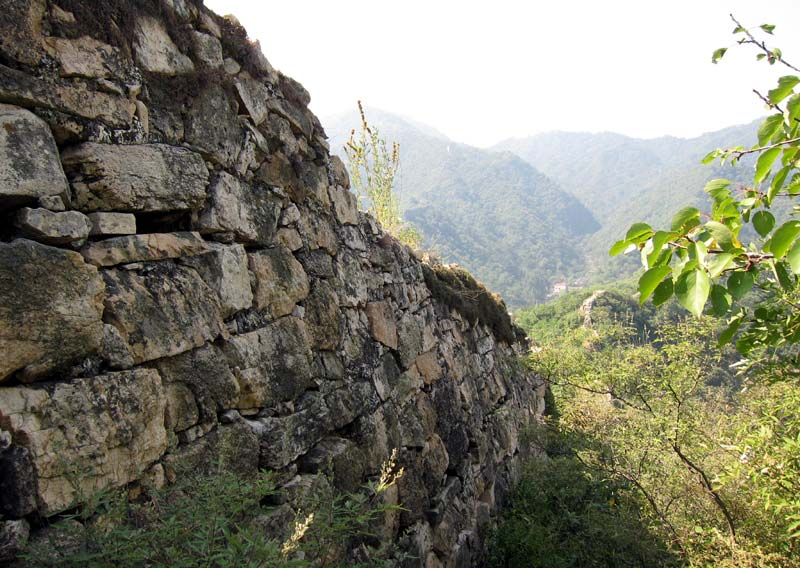 Great Wall Sections - Lianhuachi Photos