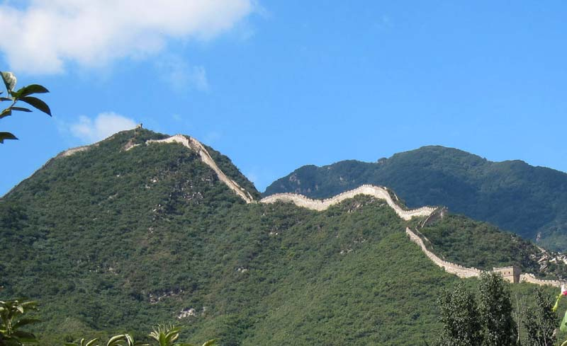 Great Wall Sections - Lianyunling Photos