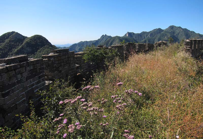 Great Wall Sections - Sancha Photos