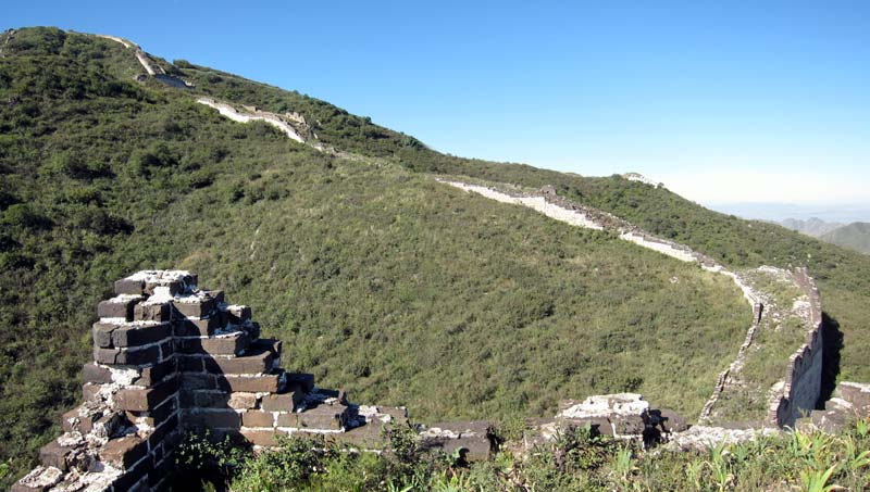 Great Wall Sections - Shixiaguan Photos