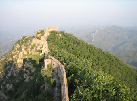 Great Wall Sections - Simatai Photos
