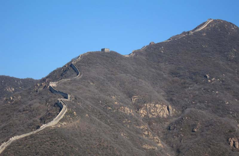 Great Wall Sections - Bangshuiyu Photos