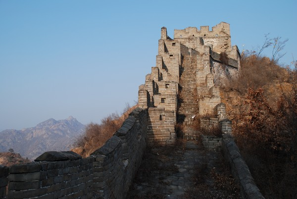 Great Wall Sections - Damaoshan Photos
