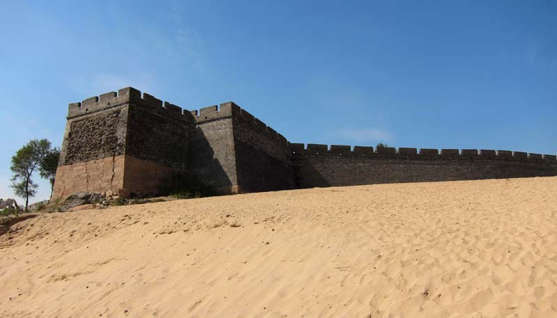 Great Wall Sections - Laolongtou Photos