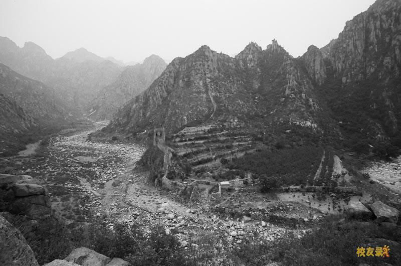 Great Wall Sections - Liangjiawan Photos
