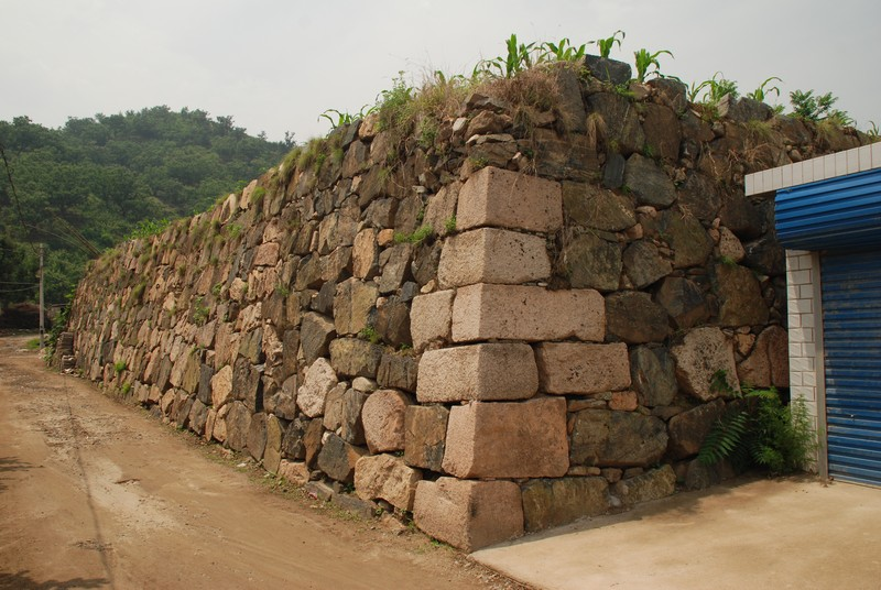 Great Wall Sections - Malanguan Photos