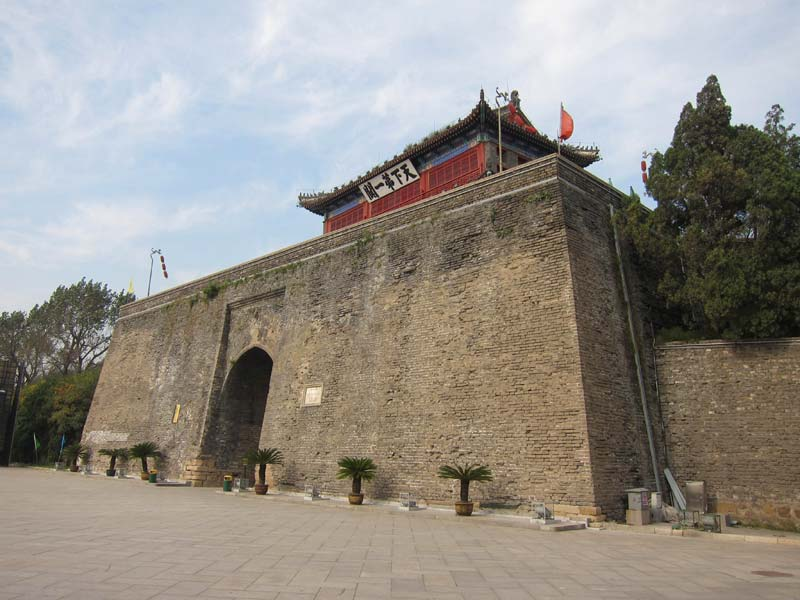 Great Wall Sections - Shanhaiguan Photos