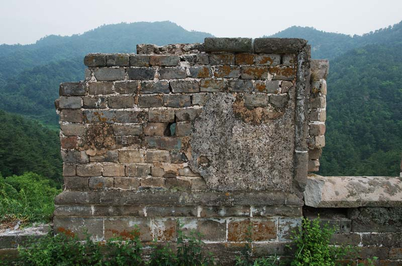 Great Wall Sections - Xiaohekou Photos