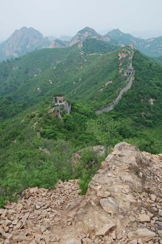 Great Wall Sections - Xiaomaoshan Photos