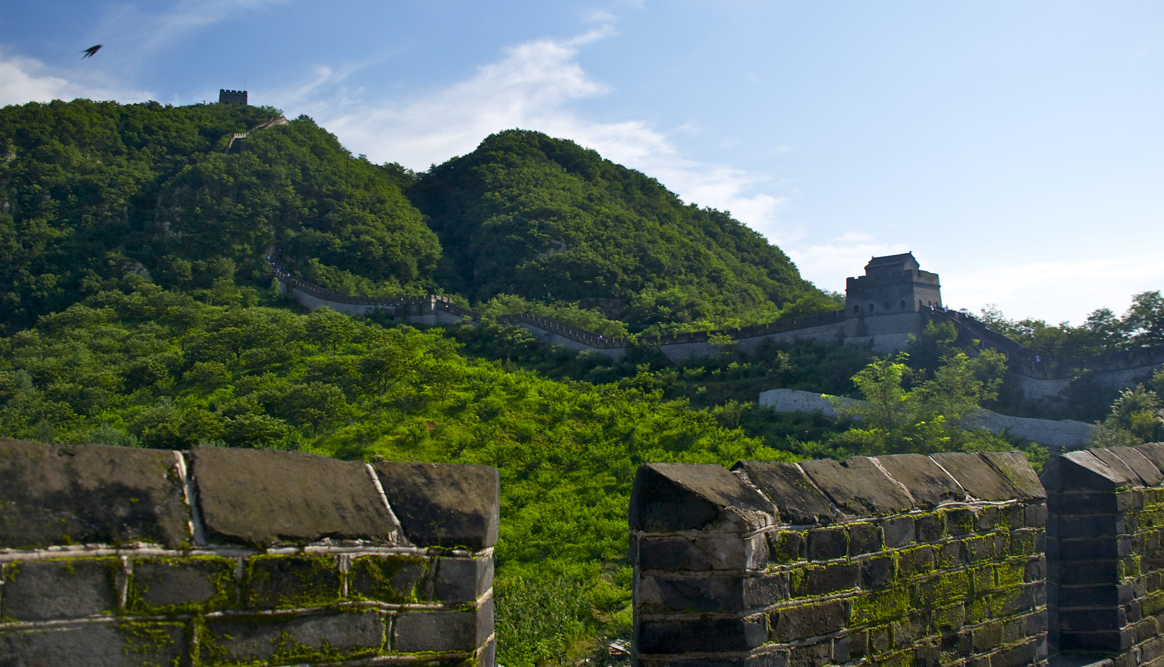 Great Wall Sections - Hushan Photos
