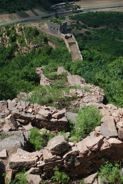 Great Wall Sections - Manzhicao Photos