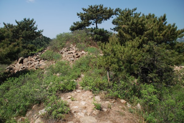 Great Wall Sections - Suizhong Photos