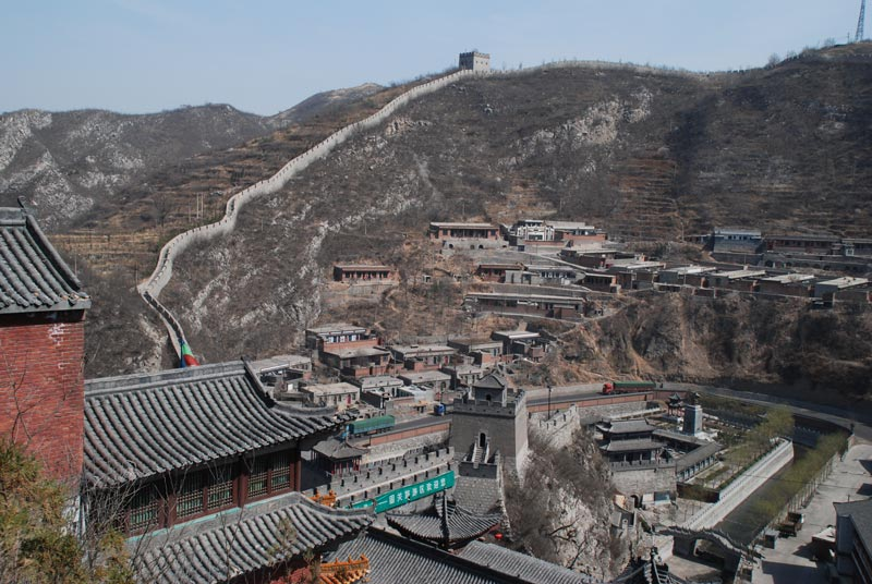 Great Wall Sections - Guguan Photos