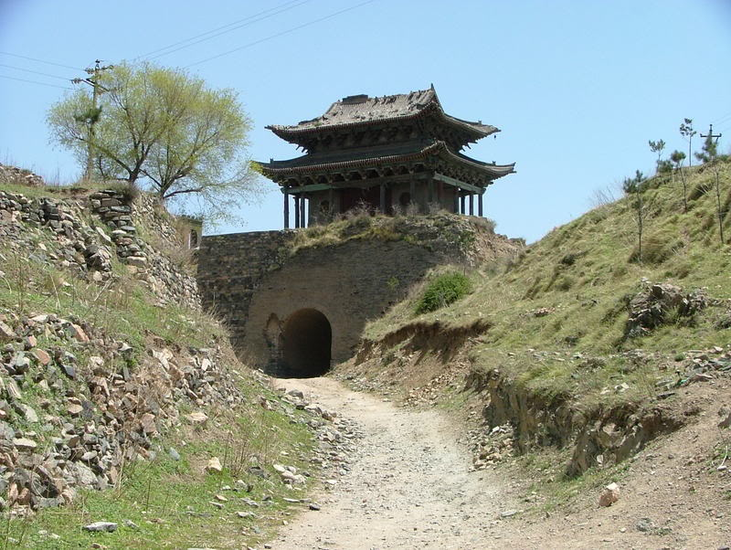 Great Wall Sections - Yanmenguan Photos