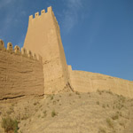 Great Wall Sections - Jiayuguan