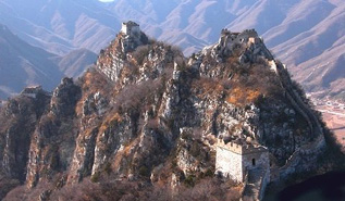Great Wall Sections - Gansu