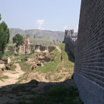 Great Wall Sections - Inner Mongolia