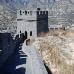 Great Wall Sections - Niangziguan