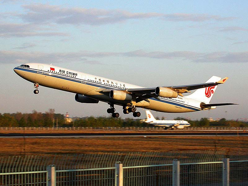 Air China Fleet