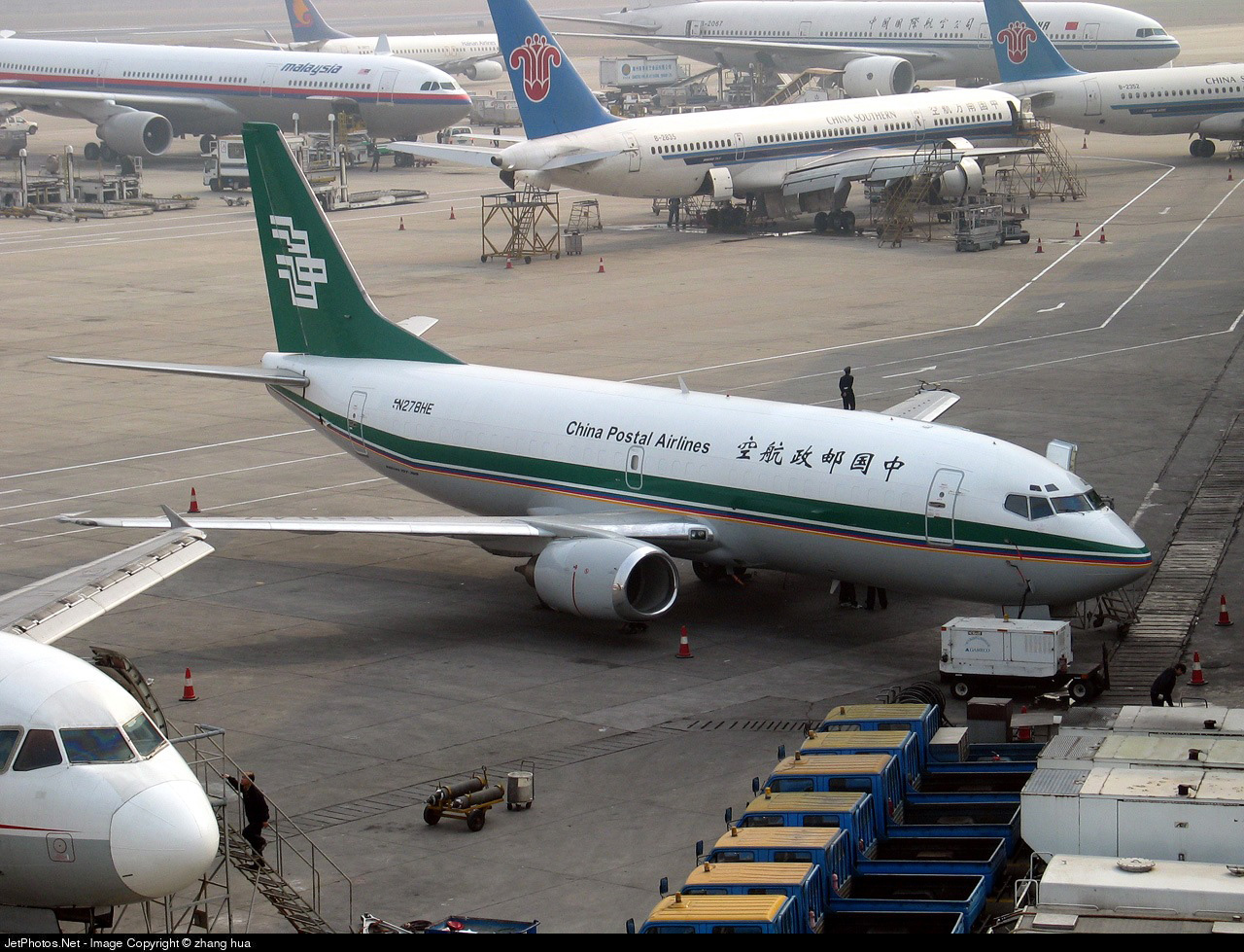 China Postal Airlines Fleet