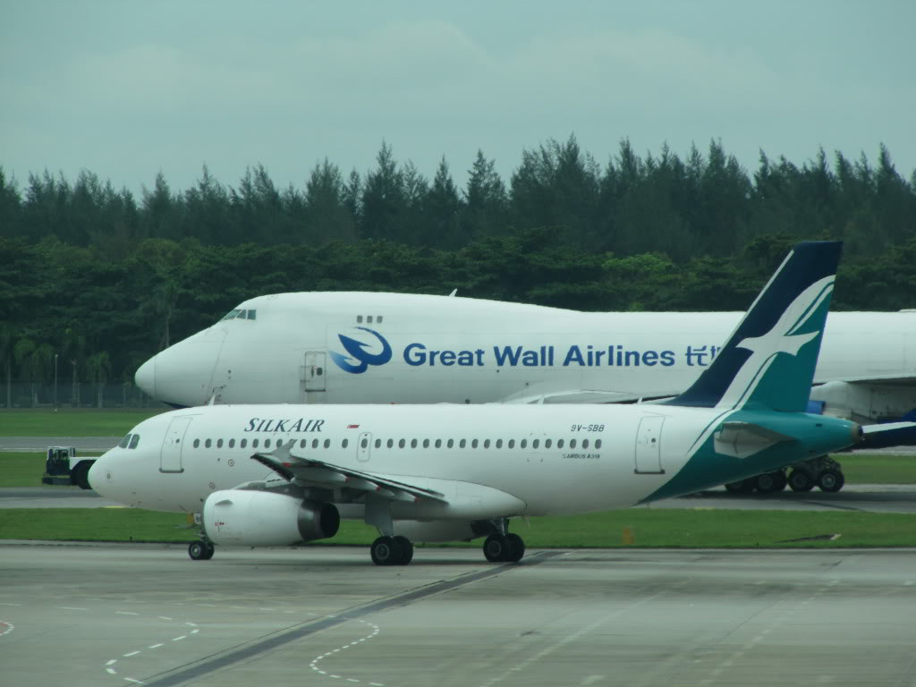 Great Wall Airlines Fleet