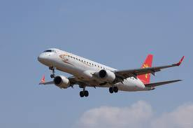 Tianjin Airlines Fleet