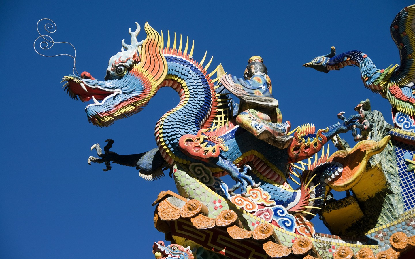 Dragons in asian culture