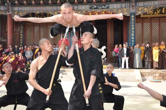 Resultado de imagen de iron body martial arts
