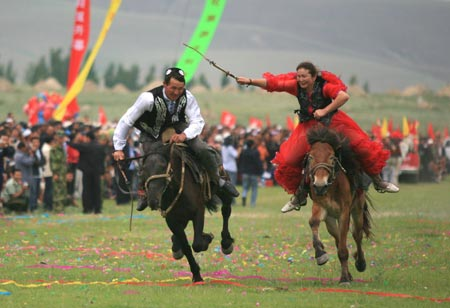 Traditional Sports & Activities