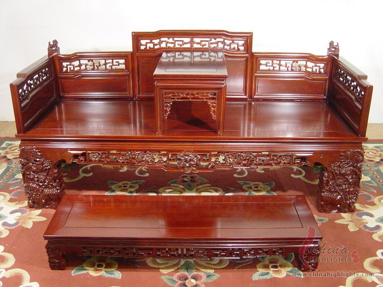 Traditional chinese furniture ming and qing dynasties for Chinese furnishings