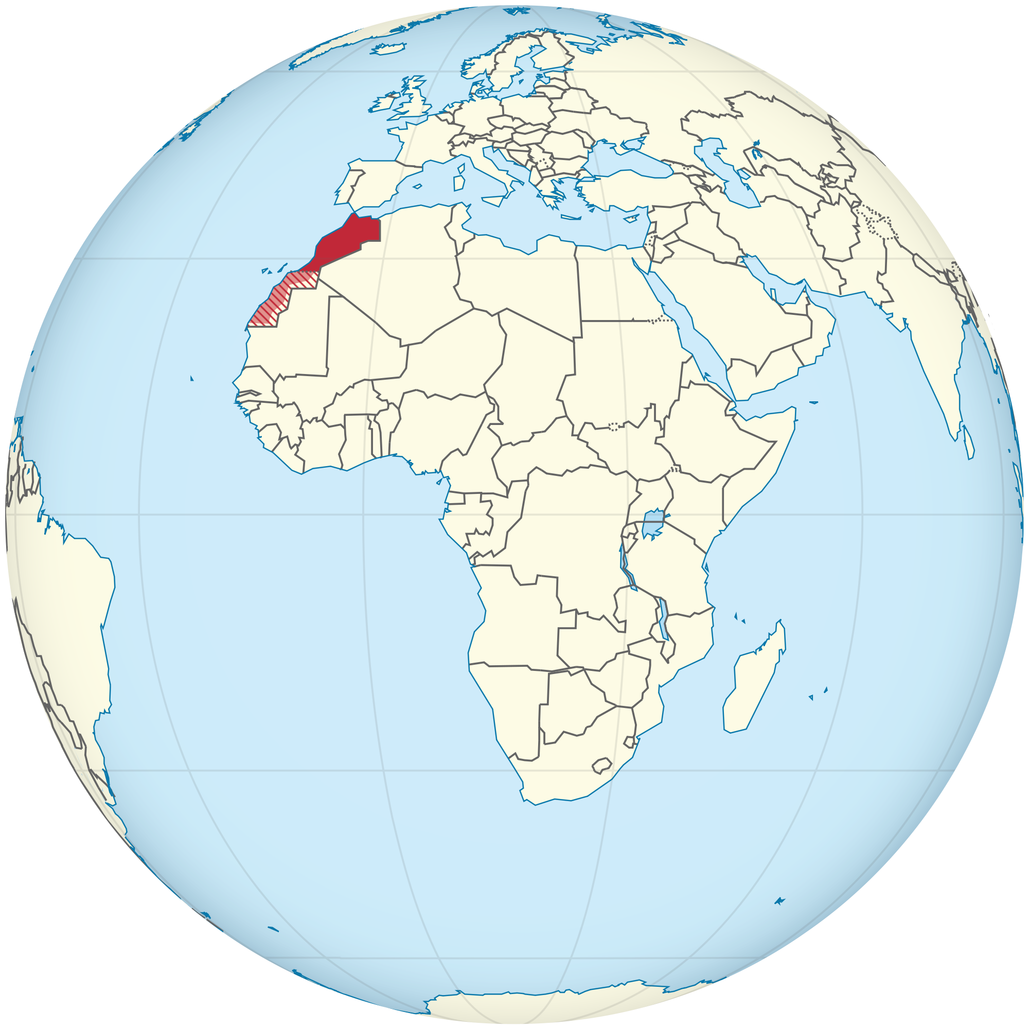Location of the morocco in the world map morocco map gumiabroncs Images