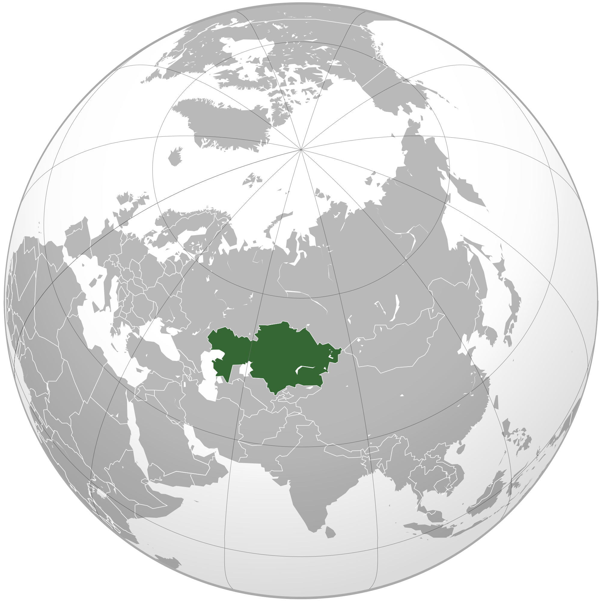 Location of the kazakhstan in the world map kazakhstan map gumiabroncs Images