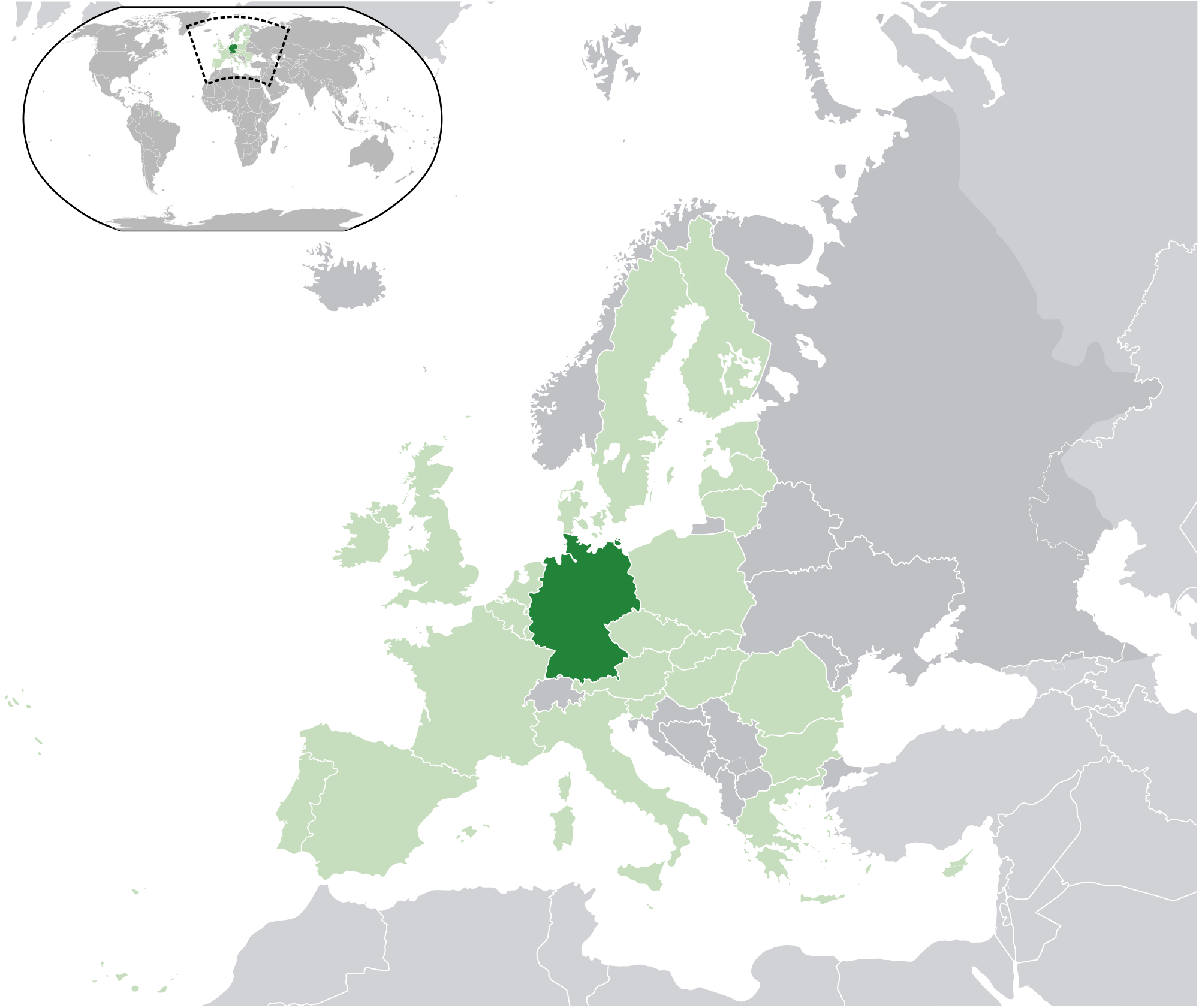 europa location