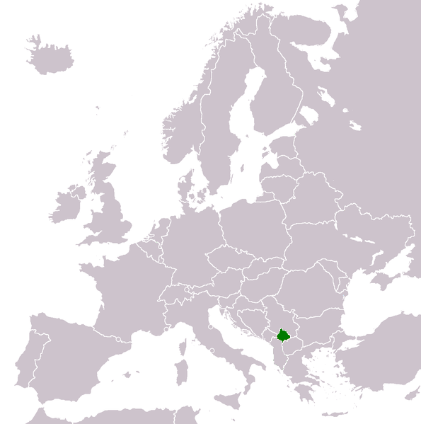 Location of the kosovo in the world map kosovo location kosovo map gumiabroncs Image collections