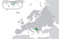 The Serbia Homepage - Where is serbia located on the world map