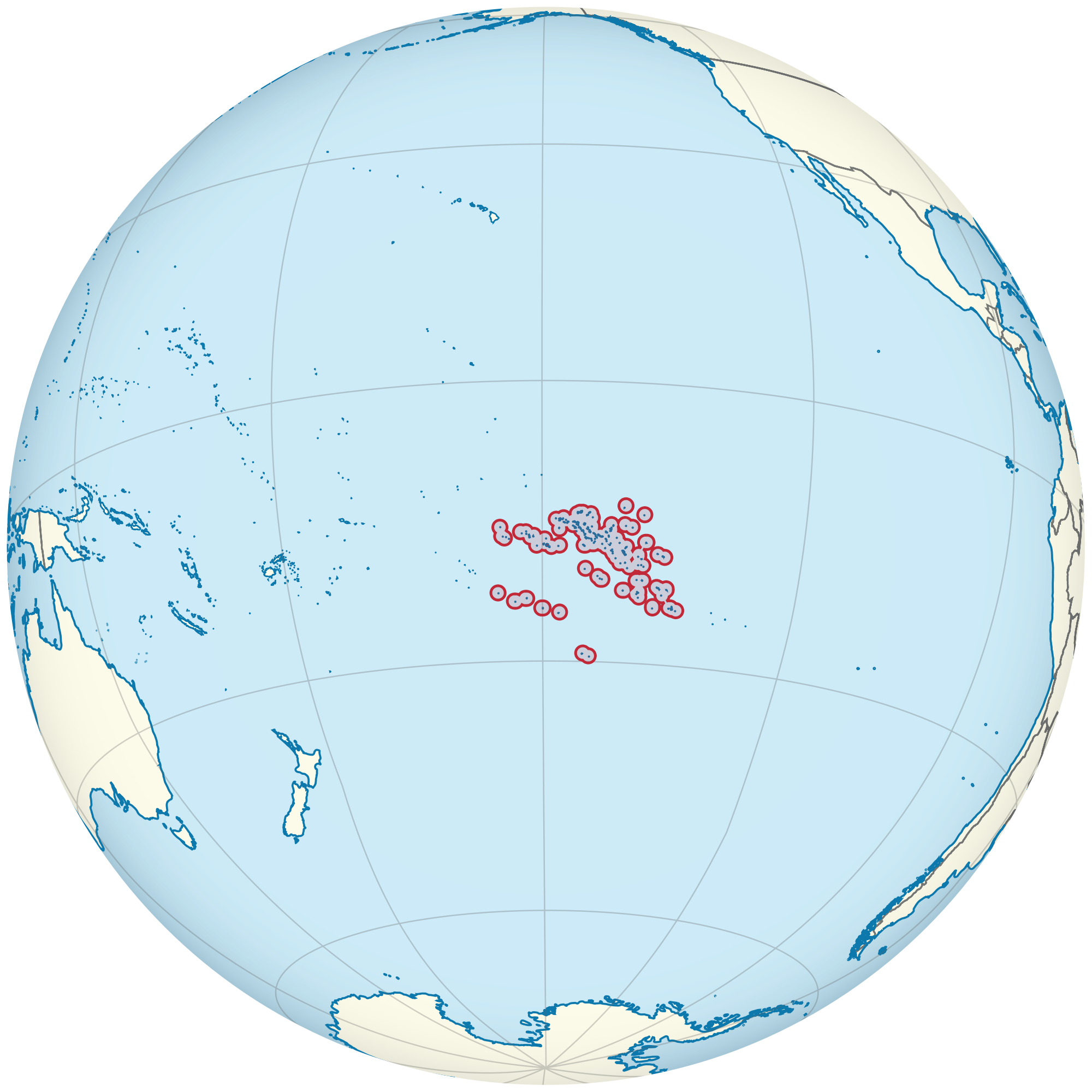 Location of the french polynesia in the world map french polynesia location french polynesia map gumiabroncs Gallery