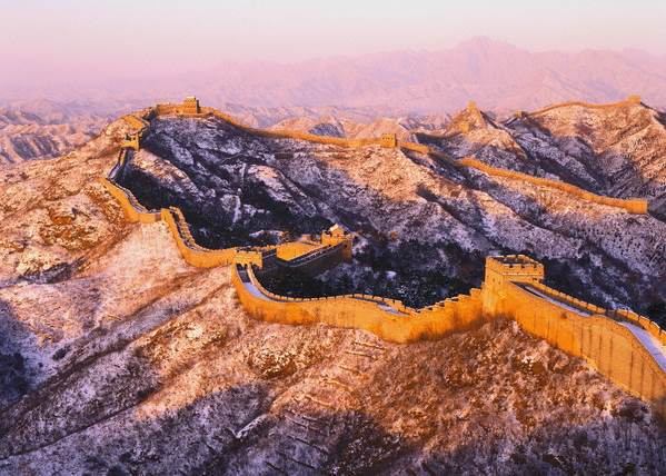 The Great Wall of China - Shanxi Section