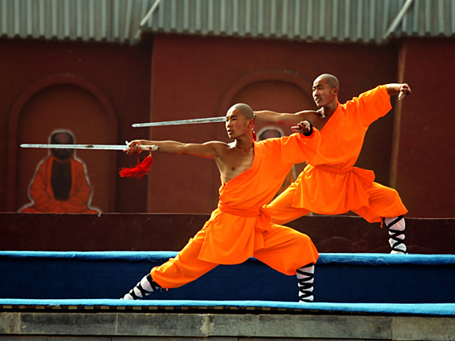Chinese Kung Fu (Martial Arts)
